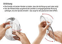 """Windspiel """"Blume des Lebens"""" - Produktdetailbild 2"""
