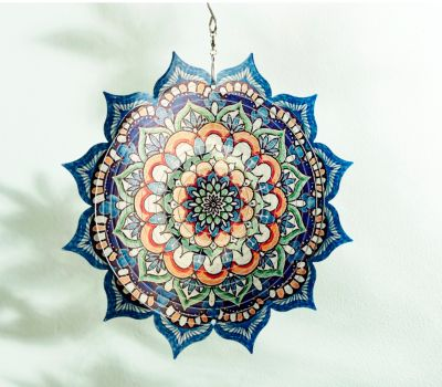 Windspiel Mandala