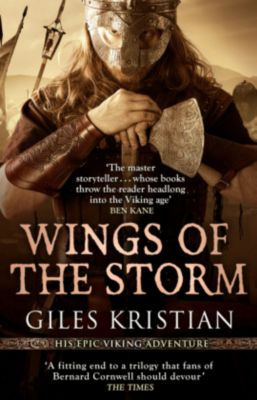 Wings of the Storm, Giles Kristian