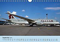 Wings over Frankfurt (UK Edition) (Wall Calendar 2019 DIN A4 Landscape) - Produktdetailbild 9