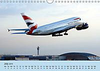 Wings over Frankfurt (UK Edition) (Wall Calendar 2019 DIN A4 Landscape) - Produktdetailbild 7