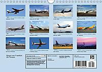 Wings over Frankfurt (UK Edition) (Wall Calendar 2019 DIN A4 Landscape) - Produktdetailbild 13
