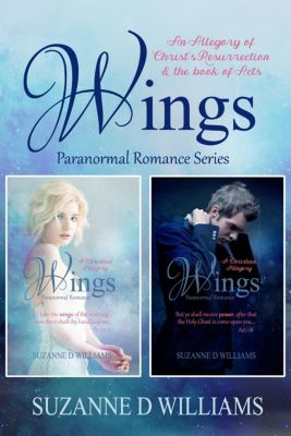 Wings, The Set (Paranormal Romance Series), Suzanne D. Williams