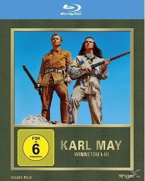 Winnetou 1-3 Box, Karl May