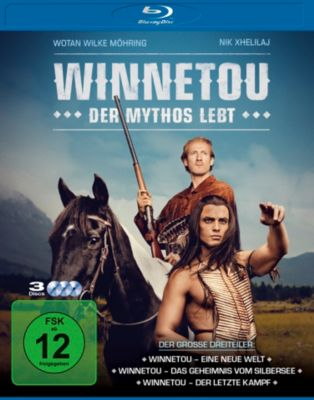 Winnetou - Der Mythos lebt, Diverse Interpreten