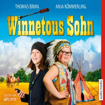 Winnetous Sohn, Thomas Brinx, Anja Kömmerling