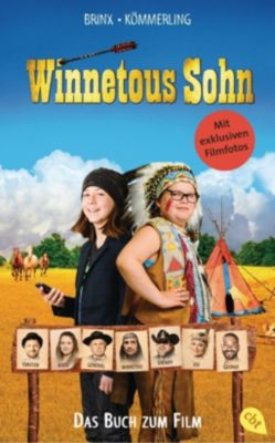 Winnetous Sohn, Das Buch zum Film, Thomas Brinx, Anja Kömmerling
