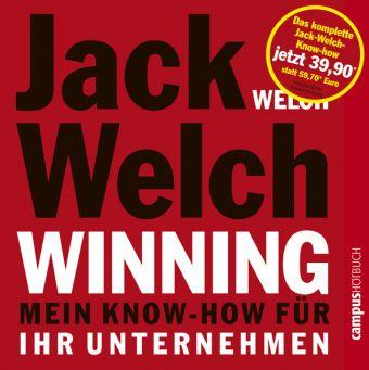 Winning - 1 bis 3, 9 Audio-CDs, Jack Welch, Suzy Welch