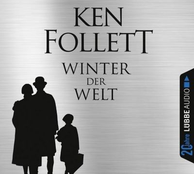 Winter der Welt, 12 Audio-CDs, Ken Follett