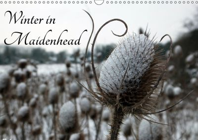 Winter in Maidenhead (Wall Calendar 2019 DIN A3 Landscape), Laura Hol