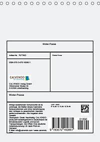 Winter-Poesie (Tischkalender 2019 DIN A5 hoch) - Produktdetailbild 13