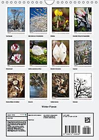 Winter-Poesie (Wandkalender 2019 DIN A4 hoch) - Produktdetailbild 13