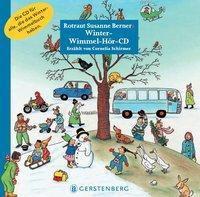 Winter-Wimmel-Hör-CD, 1 Audio-CD, Rotraut Susanne Berner, Wolfgang Von Henko, Wolfgang von Henko, Ebi Naumann