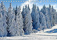 Winter. Zauberhafte Schneelandschaften (Tischkalender 2019 DIN A5 quer) - Produktdetailbild 1