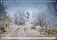 Winter. Zauberhafte Schneelandschaften (Tischkalender 2019 DIN A5 quer) - Produktdetailbild 9