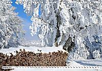 Winter. Zauberhafte Schneelandschaften (Tischkalender 2019 DIN A5 quer) - Produktdetailbild 8