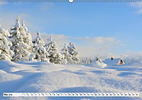 Winter. Zauberhafte Schneelandschaften (Wandkalender 2019 DIN A2 quer) - Produktdetailbild 5