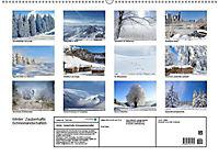 Winter. Zauberhafte Schneelandschaften (Wandkalender 2019 DIN A2 quer) - Produktdetailbild 13