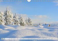 Winter. Zauberhafte Schneelandschaften (Wandkalender 2019 DIN A4 quer) - Produktdetailbild 5
