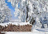 Winter. Zauberhafte Schneelandschaften (Wandkalender 2019 DIN A4 quer) - Produktdetailbild 8