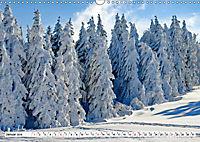 Winter. Zauberhafte Schneelandschaften (Wandkalender 2019 DIN A3 quer) - Produktdetailbild 1