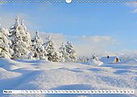 Winter. Zauberhafte Schneelandschaften (Wandkalender 2019 DIN A3 quer) - Produktdetailbild 5