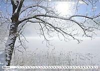 Winter. Zauberhafte Schneelandschaften (Wandkalender 2019 DIN A2 quer) - Produktdetailbild 3