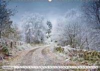 Winter. Zauberhafte Schneelandschaften (Wandkalender 2019 DIN A2 quer) - Produktdetailbild 9