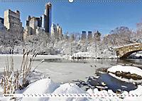 Winter. Zauberhafte Schneelandschaften (Wandkalender 2019 DIN A2 quer) - Produktdetailbild 4