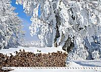 Winter. Zauberhafte Schneelandschaften (Wandkalender 2019 DIN A2 quer) - Produktdetailbild 8
