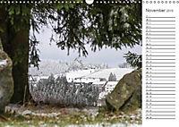 Winterberg Impressionen (Wandkalender 2019 DIN A3 quer) - Produktdetailbild 11