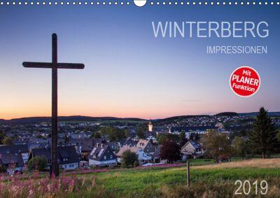 Winterberg Impressionen (Wandkalender 2019 DIN A3 quer), Heidi Bücker