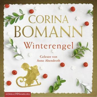 Winterengel, 6 Audio-CDs, Corina Bomann
