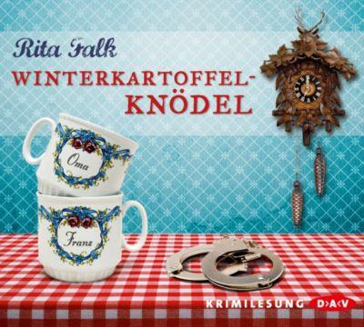 Winterkartoffelknödel, 4 Audio-CDs, Rita Falk
