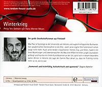 Winterkrieg, 6 Audio-CDs - Produktdetailbild 1