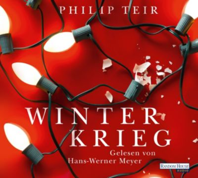 Winterkrieg, 6 Audio-CDs, Philip Teir