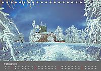 Wintermärchen von Dora Pi (Tischkalender 2019 DIN A5 quer) - Produktdetailbild 2