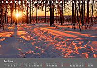 Wintermärchen von Dora Pi (Tischkalender 2019 DIN A5 quer) - Produktdetailbild 4