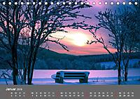 Wintermärchen von Dora Pi (Tischkalender 2019 DIN A5 quer) - Produktdetailbild 1