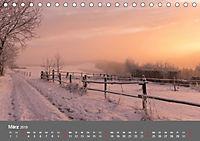 Wintermärchen von Dora Pi (Tischkalender 2019 DIN A5 quer) - Produktdetailbild 3