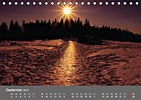Wintermärchen von Dora Pi (Tischkalender 2019 DIN A5 quer) - Produktdetailbild 9