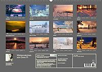 Wintermärchen von Dora Pi (Wandkalender 2019 DIN A2 quer) - Produktdetailbild 13