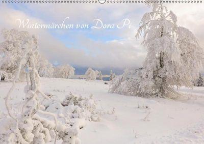 Wintermärchen von Dora Pi (Wandkalender 2019 DIN A2 quer), Dora Pi