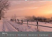 Wintermärchen von Dora Pi (Wandkalender 2019 DIN A2 quer) - Produktdetailbild 3