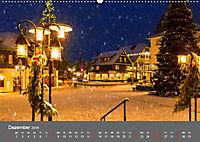 Wintermärchen von Dora Pi (Wandkalender 2019 DIN A2 quer) - Produktdetailbild 12