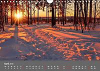 Wintermärchen von Dora Pi (Wandkalender 2019 DIN A4 quer) - Produktdetailbild 4