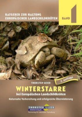 Winterstarre bei Europäischen Landschildkröten - Thorsten Geier |