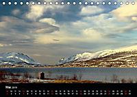 Wintertraum Nordnorwegen (Tischkalender 2019 DIN A5 quer) - Produktdetailbild 5