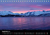 Wintertraum Nordnorwegen (Tischkalender 2019 DIN A5 quer) - Produktdetailbild 9