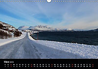 Wintertraum Nordnorwegen (Wandkalender 2019 DIN A3 quer) - Produktdetailbild 3